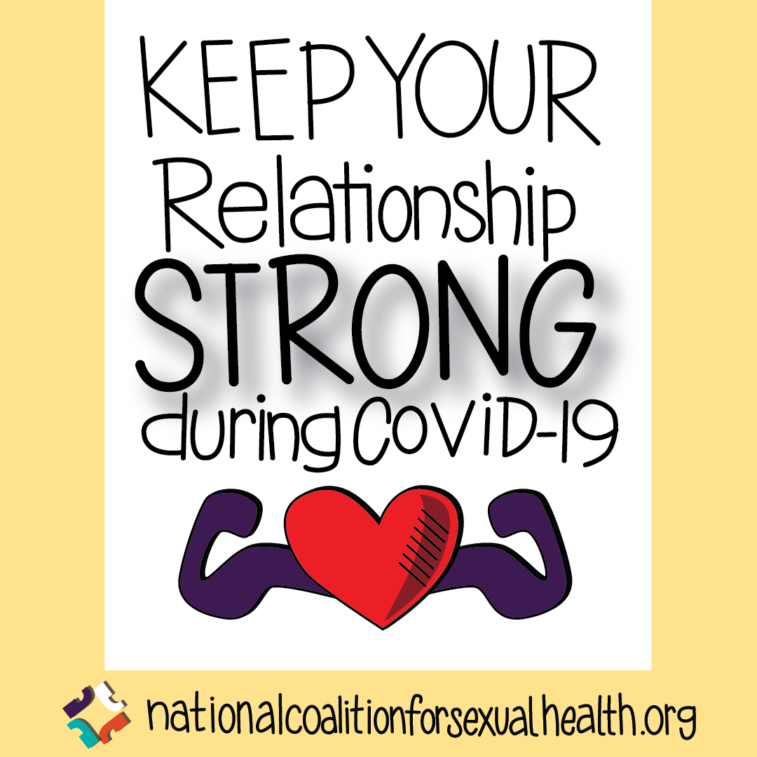 Keep your relationship strong during COVID-19