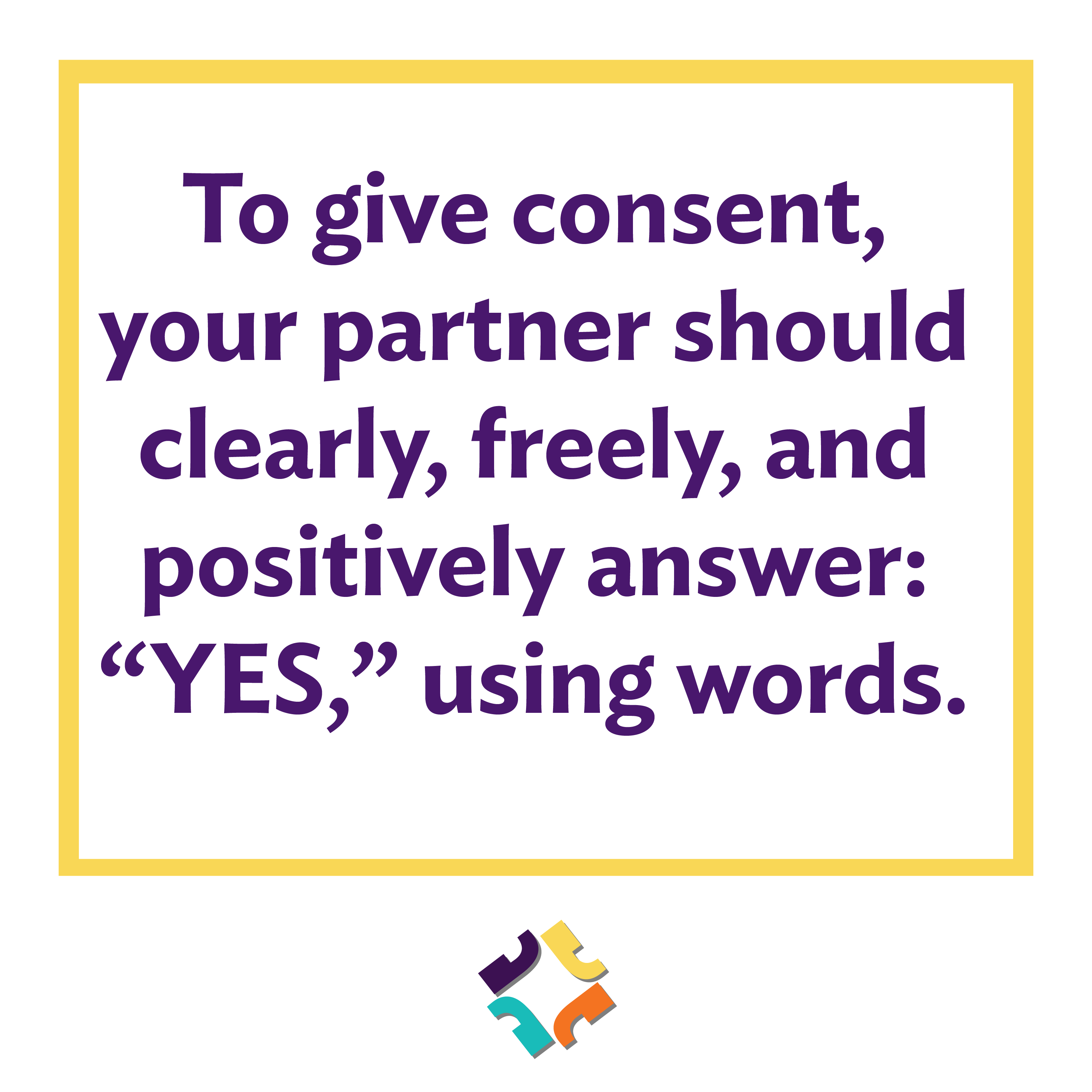 Asking For Consent 3