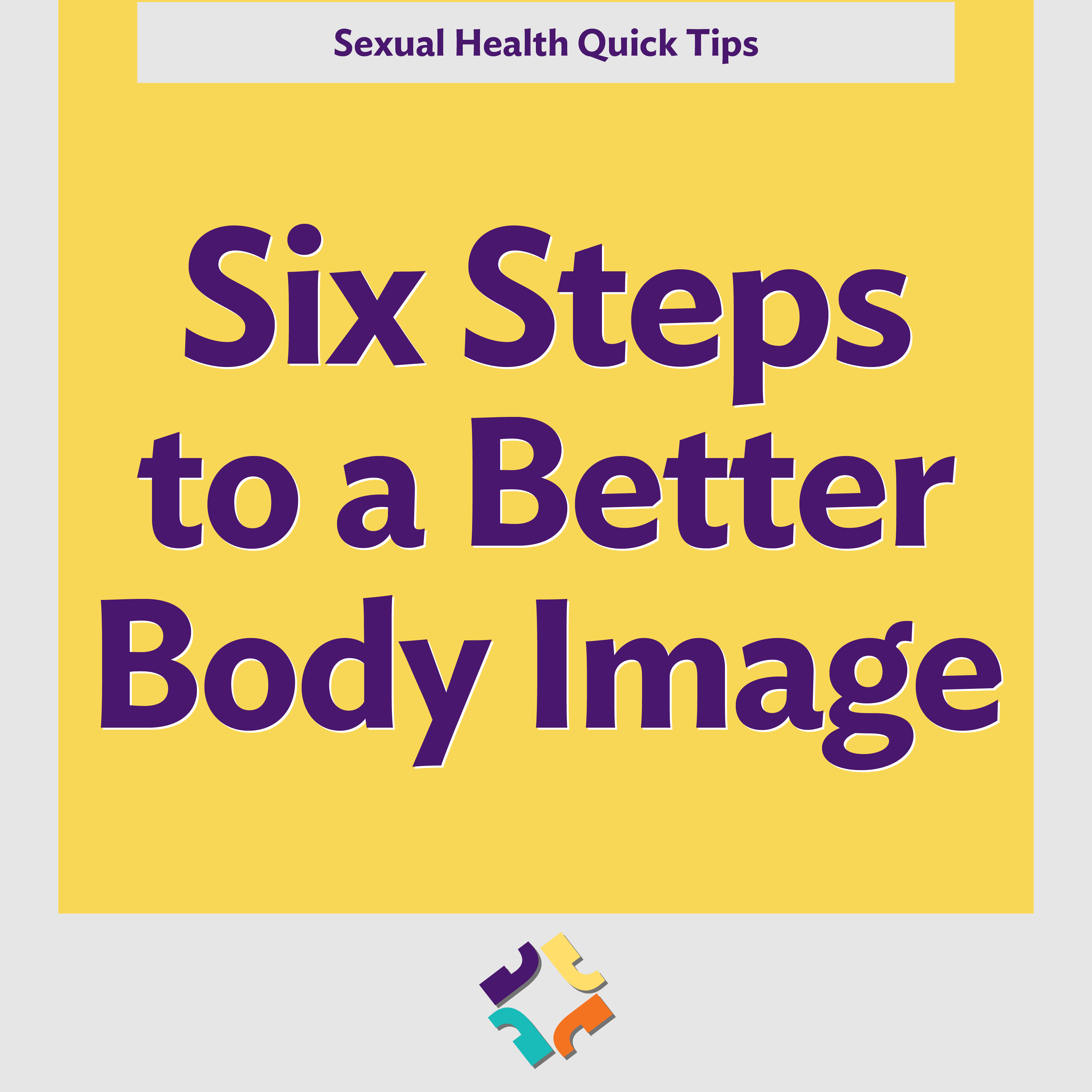 Six Steps to a Better Body Image